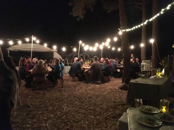 farm dinner 2019